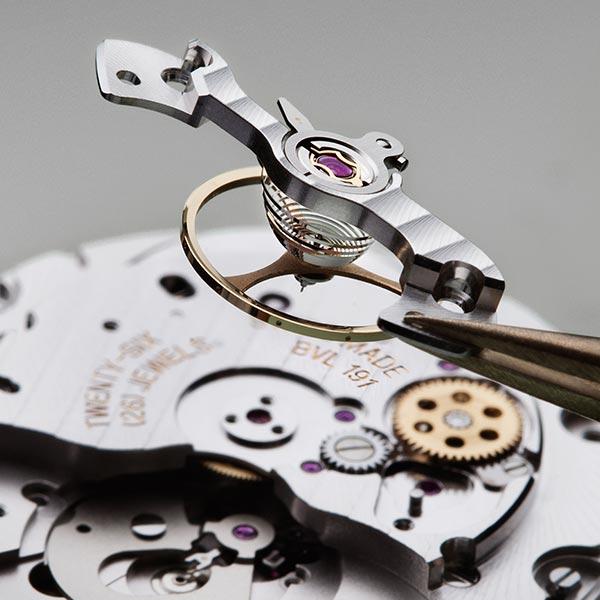 Burglary B-Zero - Partes de Relojes