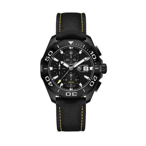 TAG Heuer Aquaracer 300M Chronograph Black Version