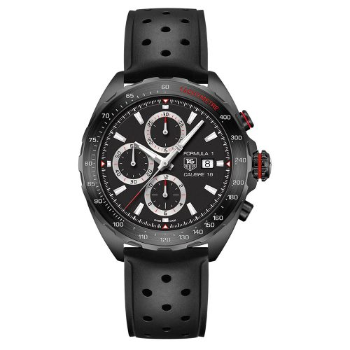 TAG Heuer Formula 1 Cronograph Calibre 16 Full Black