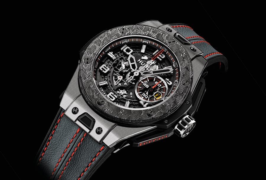 Hublot Big Bang Ferrari Carbon