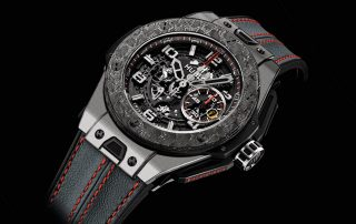 Hublot Big Bang Ferrari Carbon Edition