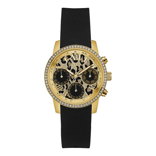 Reloj Guess Time To Give Ladies Black/Gunmetal W0023L6
