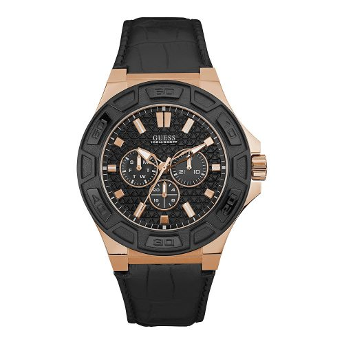 Reloj Guess Force Mens Rose Gold/Brown W0674G6