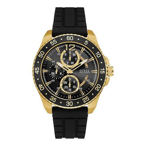 Reloj Guess Jet Mens Gold W0798G3