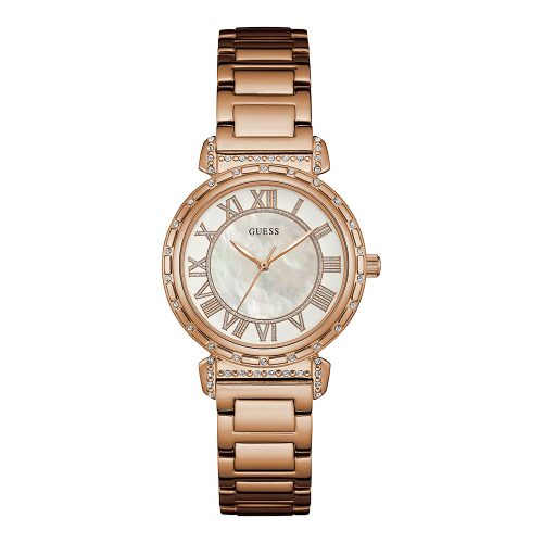 Reloj Guess South Hampton Ladies Rose Gold/Bronze W0831L2