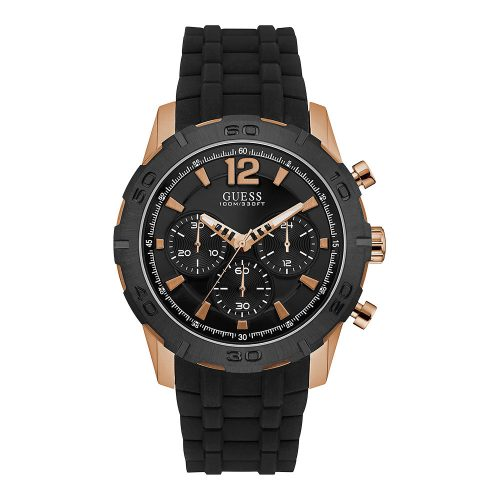Reloj Guess Caliber Mens Rose Gold/Brown W0864G2