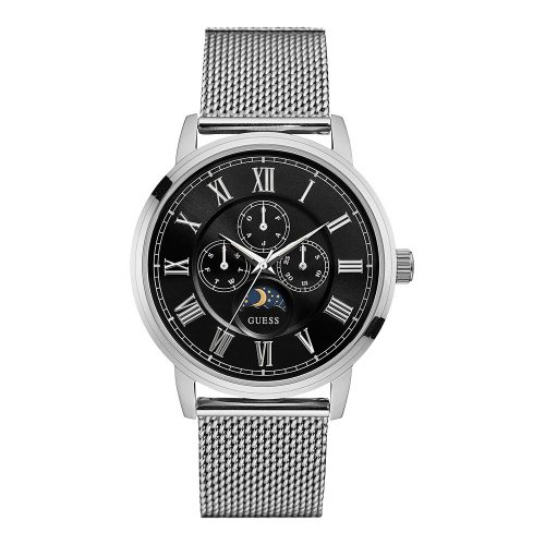 Reloj Guess Delancy Mens Silver W0871G1