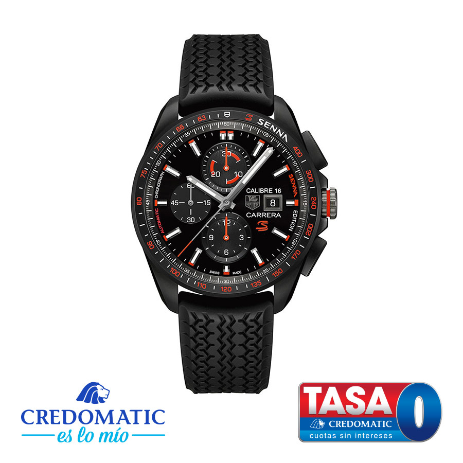 Tag Heuer Carrera Calibre 100M - E-commerce