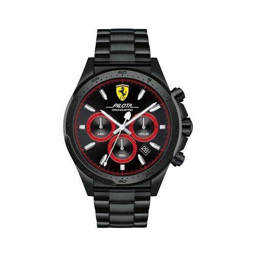 Reloj Scuderia Ferrari Pilota 830390