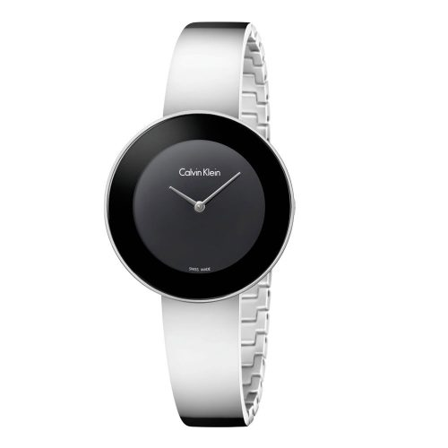 Reloj Calvin Klein Chic Po Ly Sst Blk Met Pobr Blet Bl  K7N23C41