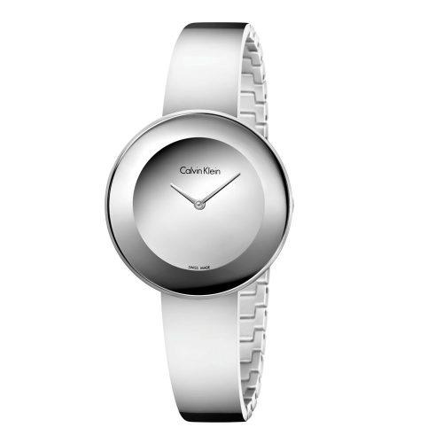 Reloj Calvin Klein Chic Po Ly Sst Mir Met Pobr Blet Mi  K7N23U48