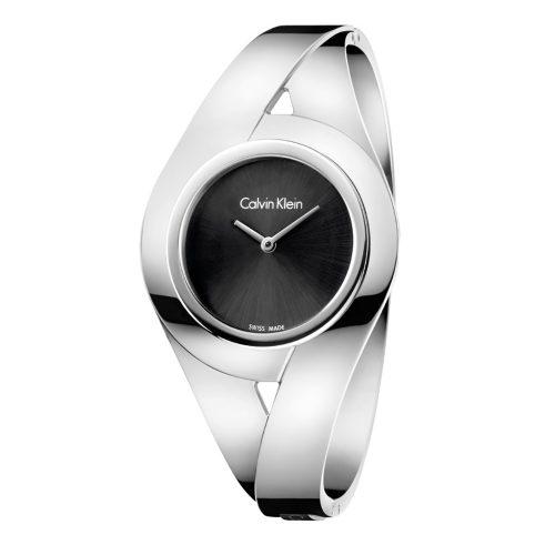Reloj Calvin Klein Sencual Po S Sst B-Gle Blk Dial 1 K8E2S111