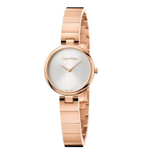 Reloj Calvin Klein Authent Po Ly Pvd5N Po B-Let Sil Di  K8G23646