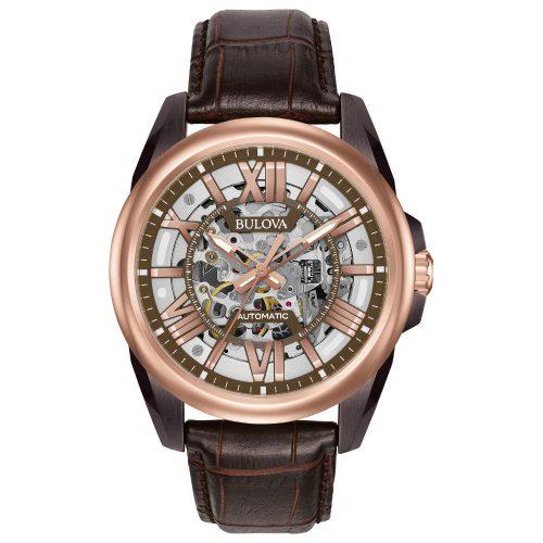 Reloj Bulova Automatic 98A165