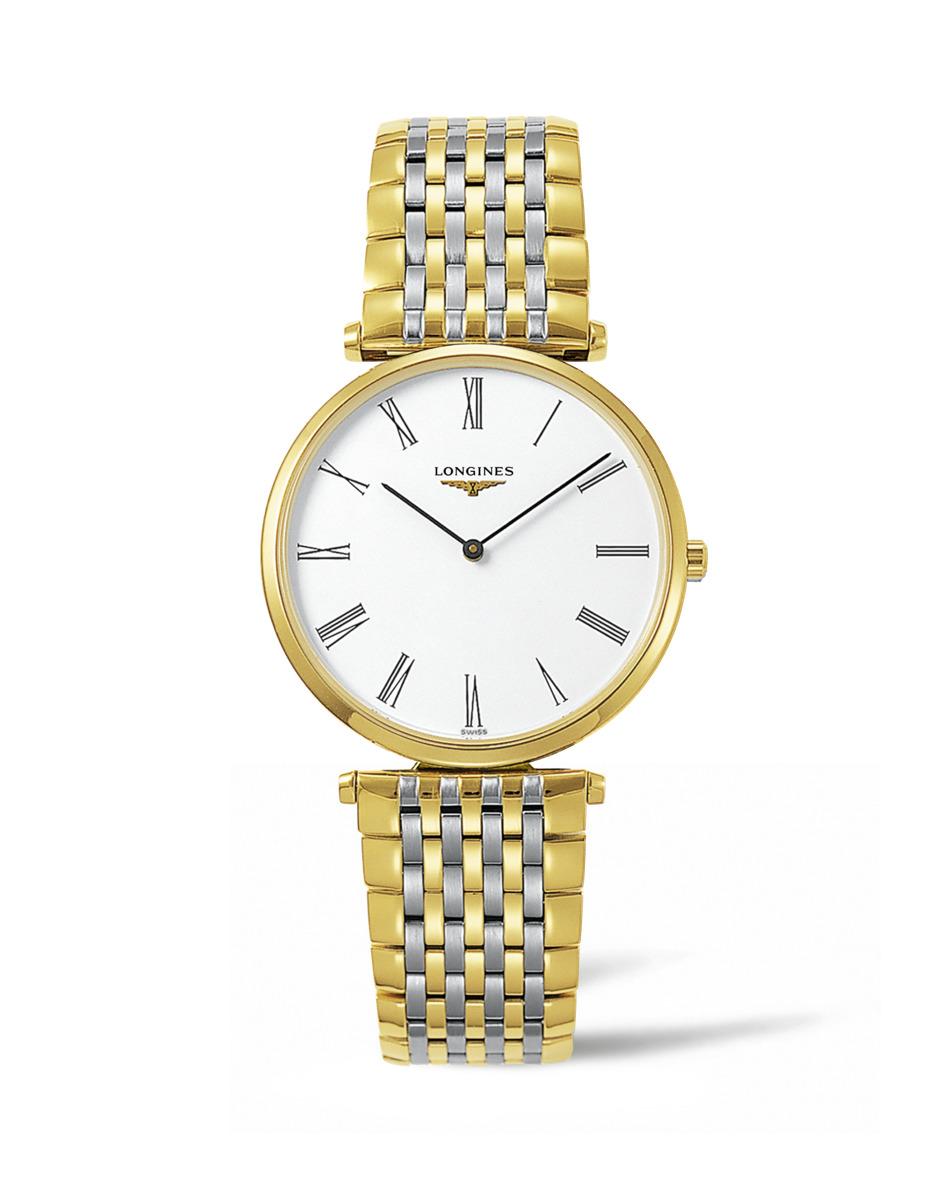 0787e53141fd Reloj Longines L47552117 - Eurochronos Costa Rica