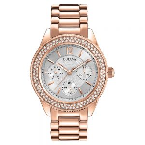 Reloj Bulova Crystal 97N101