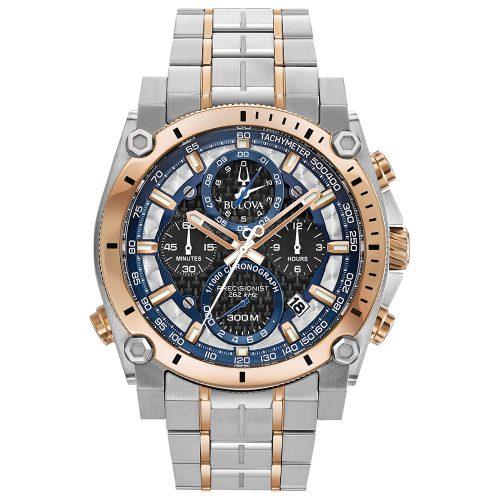 Reloj Bulova Cuarzo 98B317