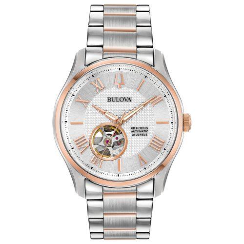 Reloj Bulova Automatico 98A213