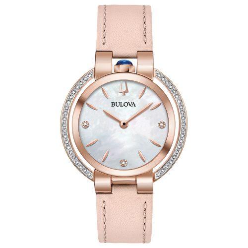 Reloj Bulova Cuarzo 98R267