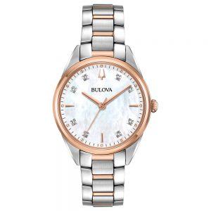 Reloj Bulova Cuarzo 98P183