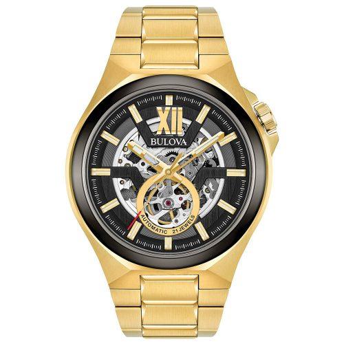 7fc452c2e3bd Reloj Bulova Automatico 98A178