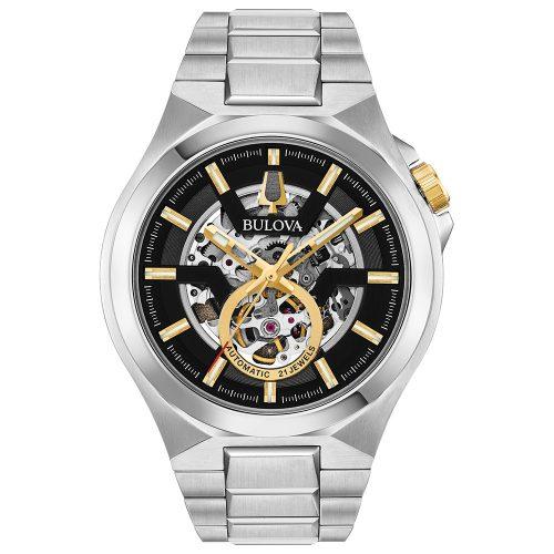 CLASSIC 98A224 black silver