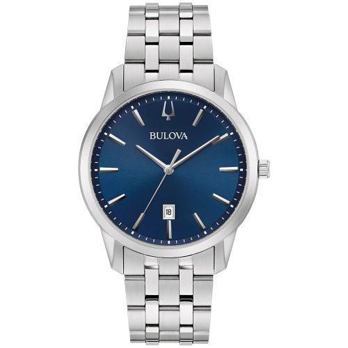 CLASSIC 96B338 blue silver