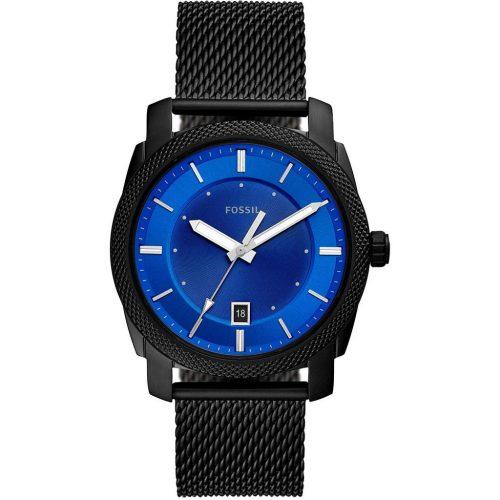 MACHINE blue black