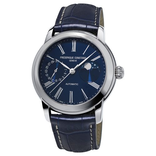 CLASSIC MOONPHASE FC-712MN4H6 blue