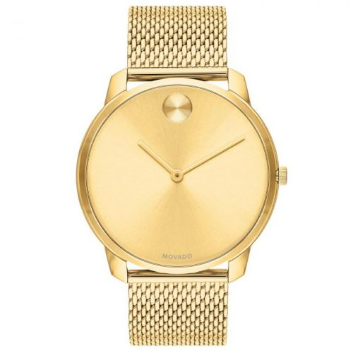MEN'S BOLD THIN 3600588 gold gold