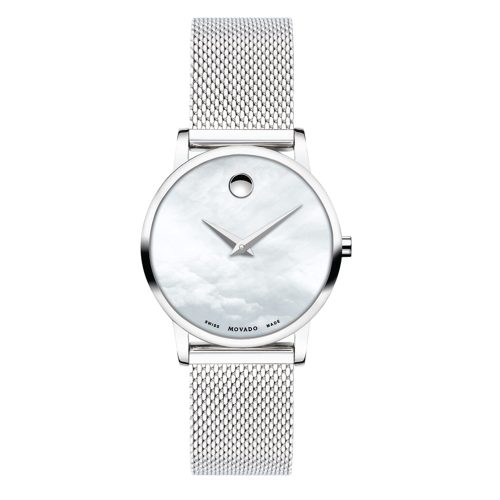 MUSEUM CLASSIC WOMENS 0607350 mother of pearl