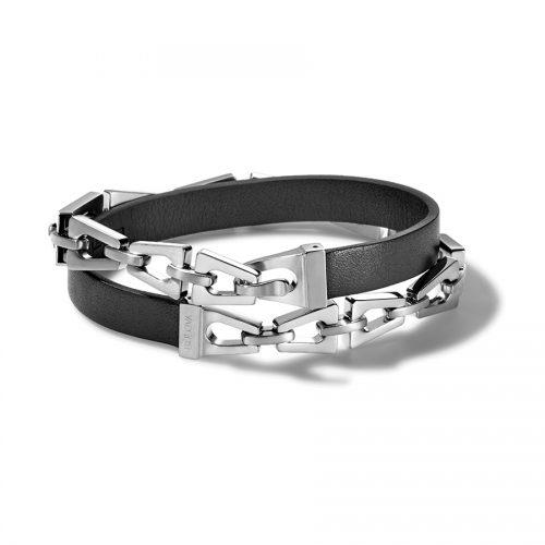 CLASSIC (TALLA M) J96B014M silver black