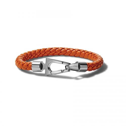 MARINE STAR (TALLA M) J96B027M silver orange