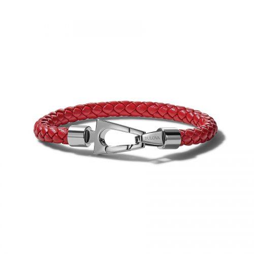 MARINE STAR (TALLA M) J96B028M silver red