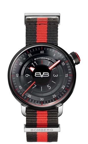 BB-01 QUARTZ CT43H3PBA.01-2.9Ÿ black