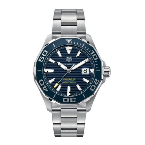 TAG HEUER AQUARACER WAY201B.BA0927 silver